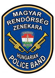 106 POLICEBAND jelvénye, ha szeretnéd valamire használni....